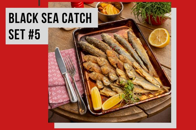 BLACK SEA CATCH SET